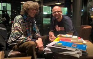 Manfred Köhler und OLAF KAPINSKI