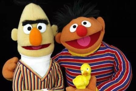 Führen mit Ernie & Bert